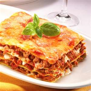 Traditional Meat Lasagna