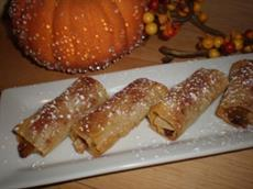 Mini Apple Strudels